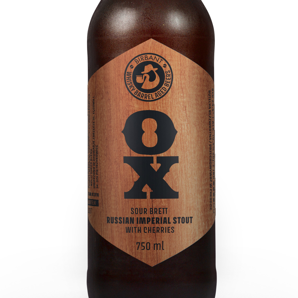 Birbant OX Russian Imperial Stout