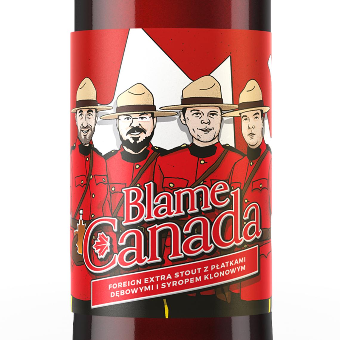 Birbant - Blame Canada