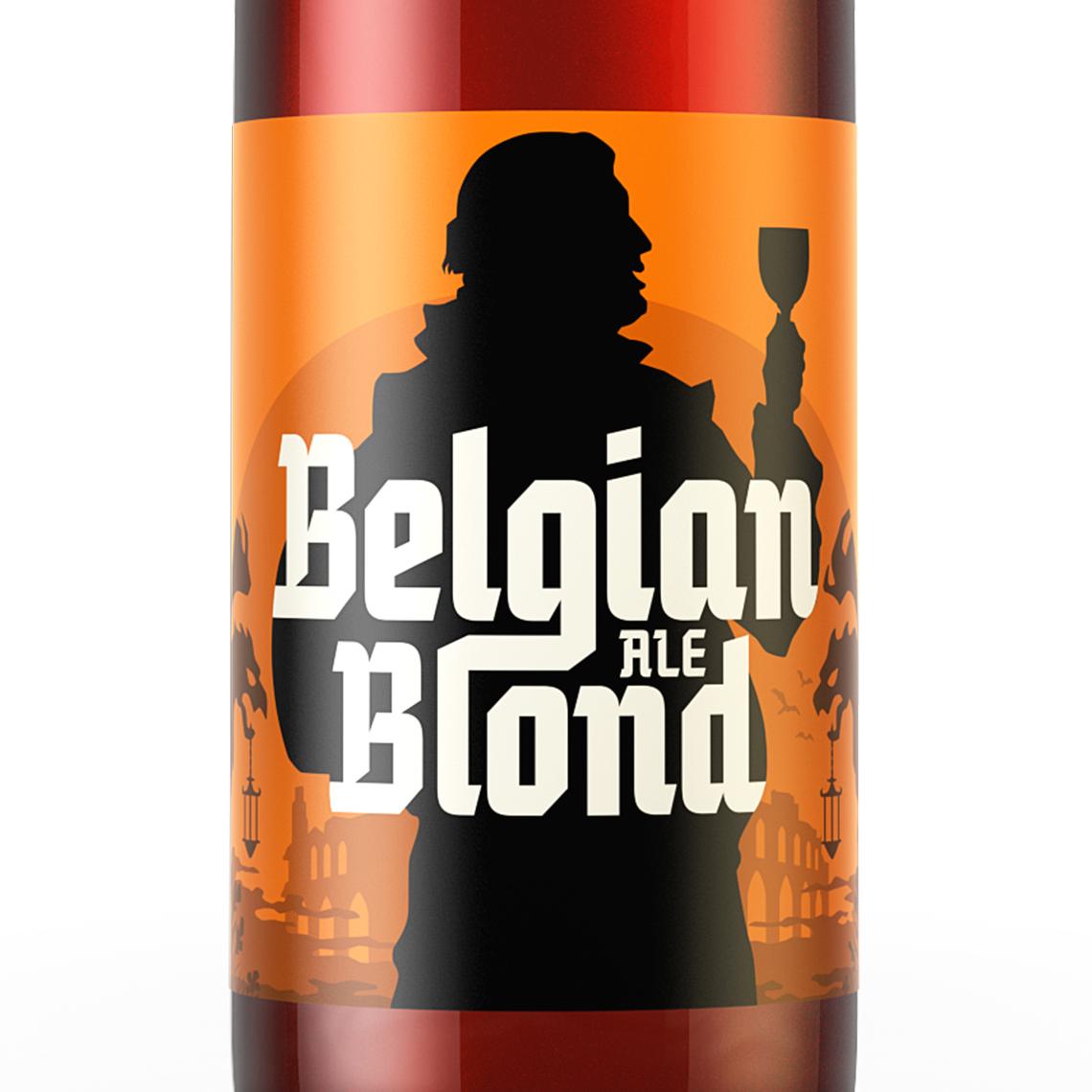 Birbant Belgian Blond Ale