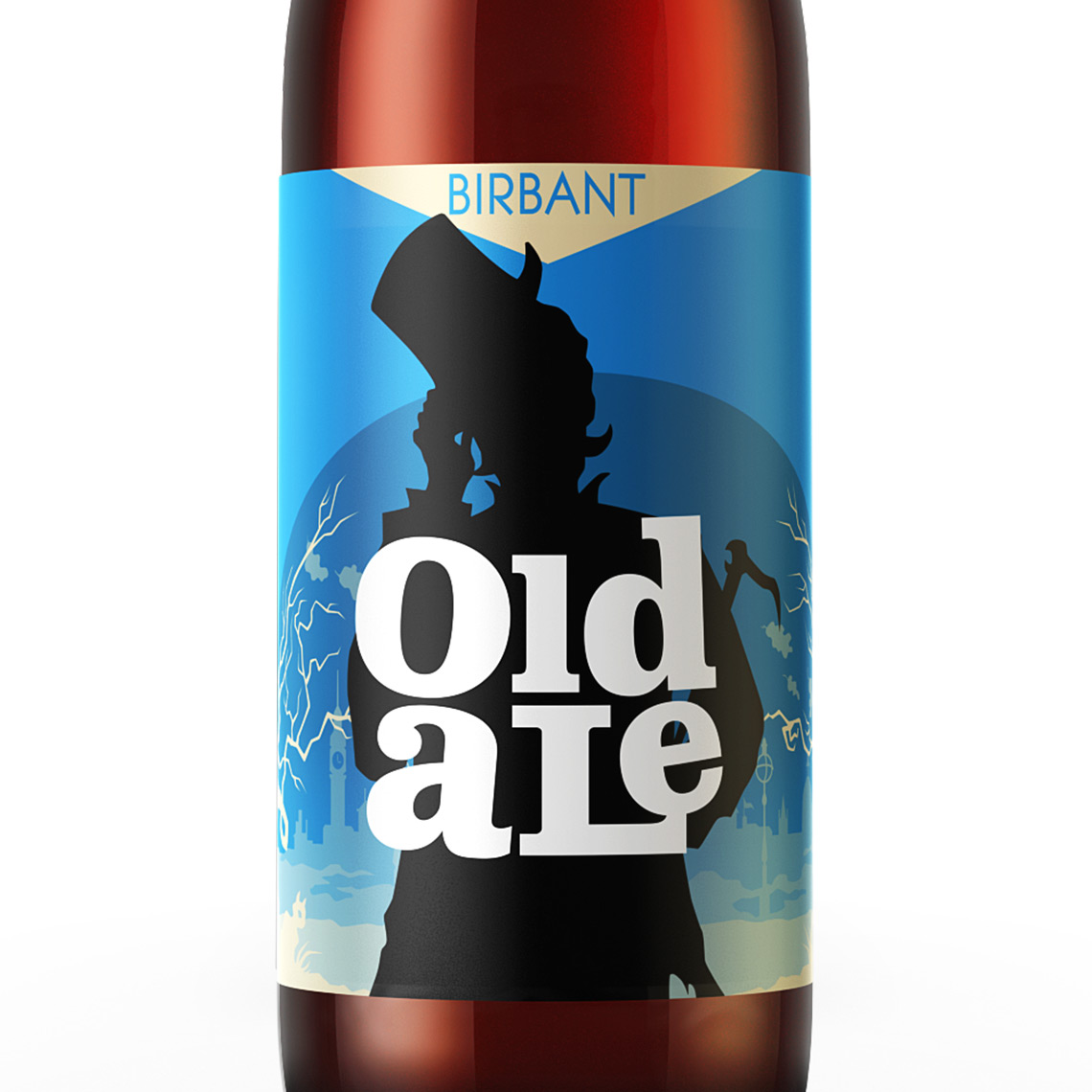 BIRBANT OLD ALE