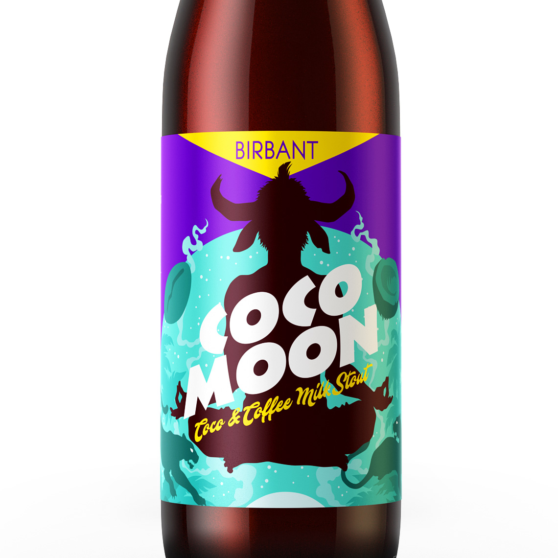 COCO MOON Coffee Milk Stout