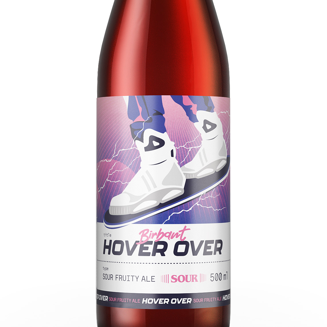 Fruity Sour Ale HOVER OVER