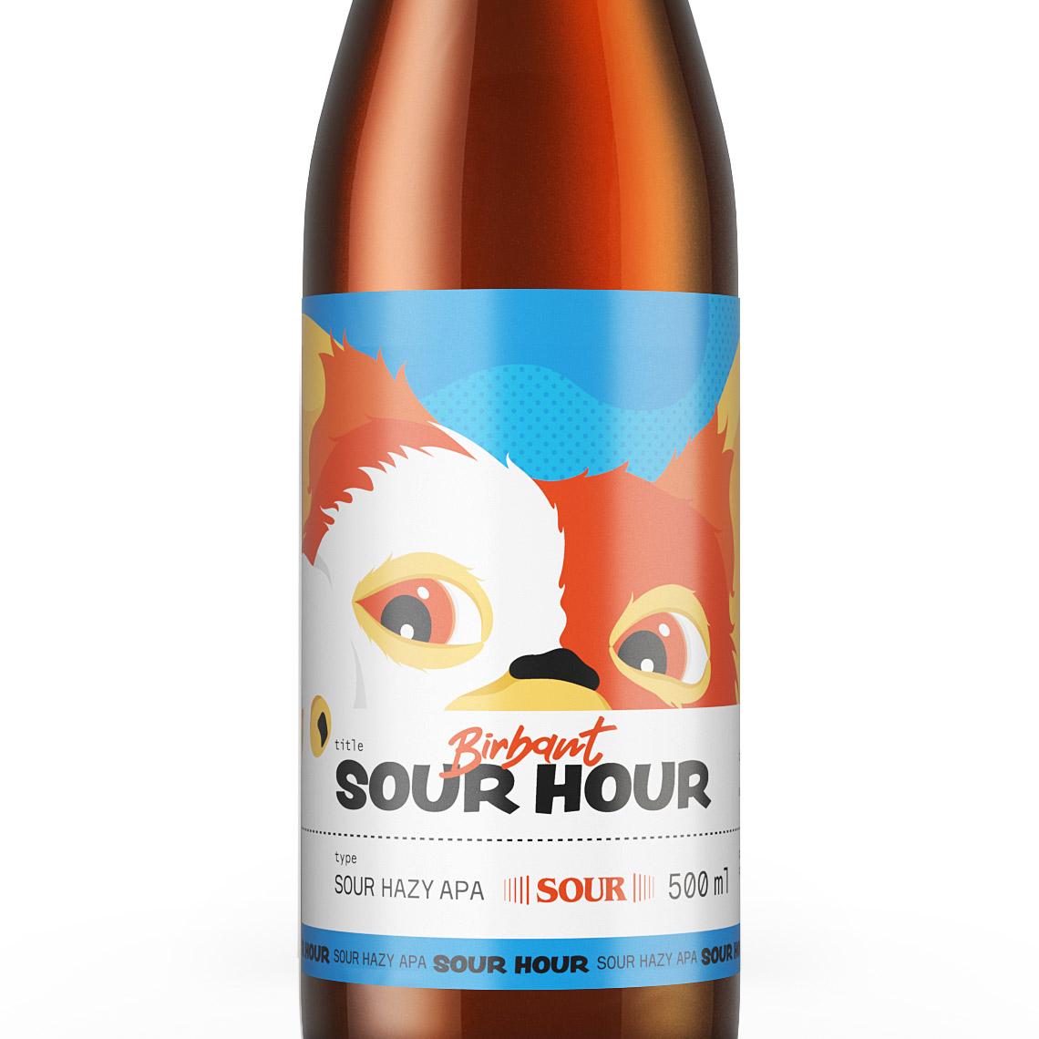 SOUR HOUR Sour Ale