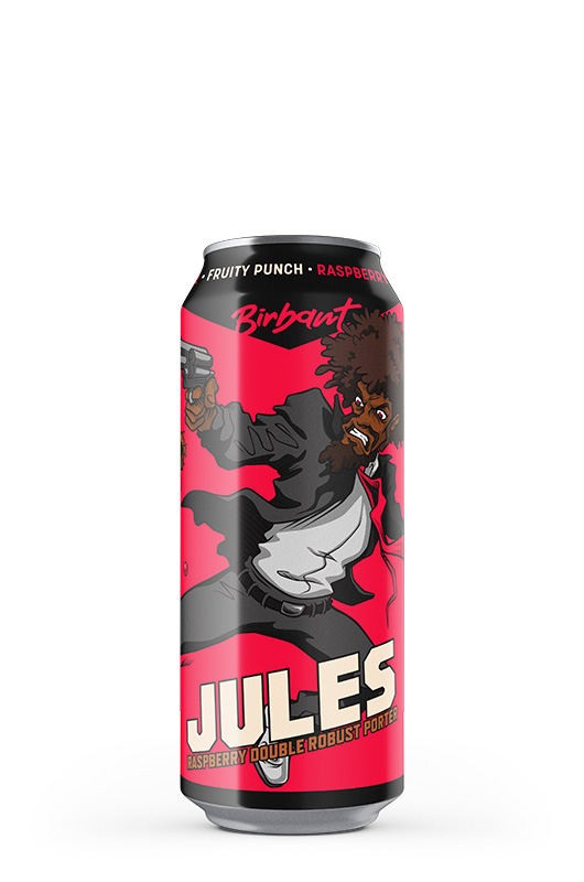 JULES Raspberry Double Robust Porter