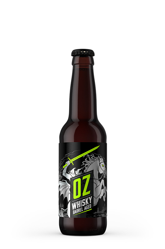 BIRBANT OZ Russian Imperial Stout Whisky BA